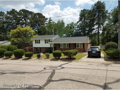 Fayetteville Single Family Home For Sale: 3408 Cranbrook Dr