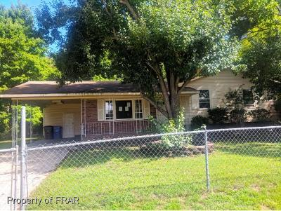Cumberland County Single Family Home For Sale: 1612 Mack St