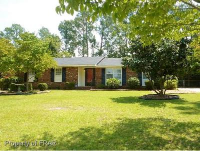 Fayetteville Single Family Home For Sale: 1501 Greenock Avenue