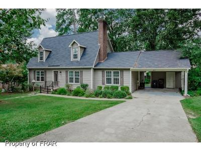 Fayetteville Single Family Home For Sale: 3517 Barron Way #142