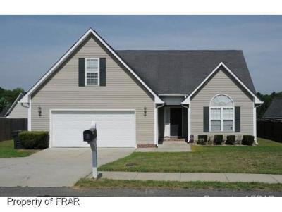 Fayetteville Single Family Home For Sale: 2628 Gressitt Point Ln #133
