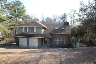 Fayetteville Single Family Home For Sale: 2947 Walden Rd