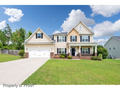 Raeford Single Family Home For Sale: 315 Equestrian Way #51
