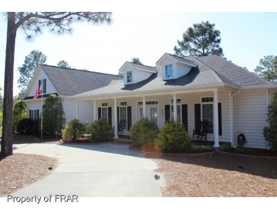 Pinehurst Single Family Home For Sale: 985 S Diamondhead Drive