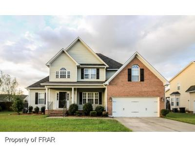 Fayetteville NC Single Family Home For Sale: $249,900