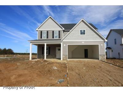 Raeford NC Single Family Home For Sale: $212,900