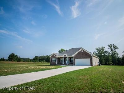 Red Springs Single Family Home For Sale: 120 Katie Buie Rd