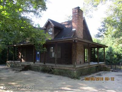 Raeford NC Single Family Home For Sale: $69,950