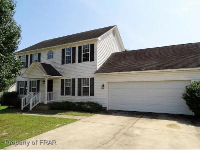 Hope Mills NC Single Family Home For Sale: $147,900