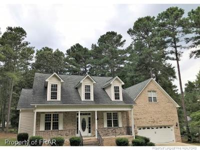Carolina Lakes Single Family Home For Sale: 15 Birdies Roost