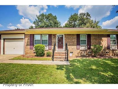 Fayetteville Single Family Home For Sale: 403 Atwell Drive #480