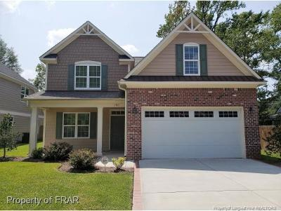 Fayetteville NC Single Family Home For Sale: $279,900