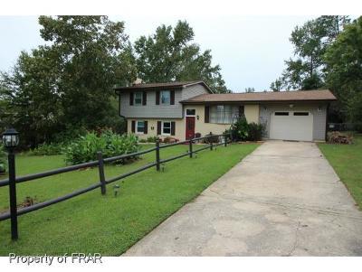Fayetteville Single Family Home For Sale: 207 Ingleside Dr #50