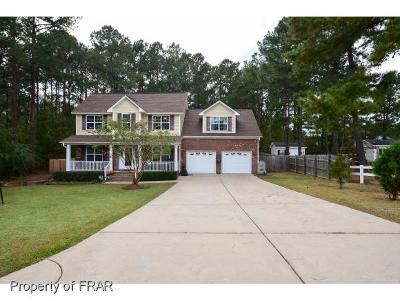Lillington Single Family Home For Sale: 50 Mamie Bell Circle #17