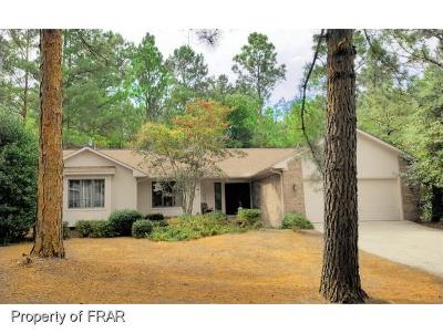 Pinehurst Single Family Home For Sale: 5 Spruce Ln