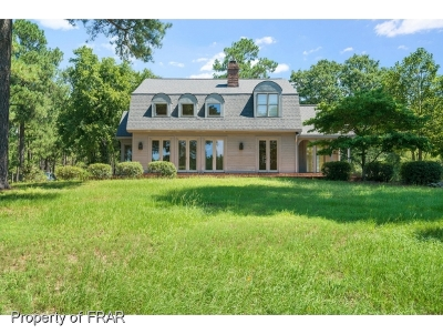 Raeford Farm For Sale: 480 Winter Lane