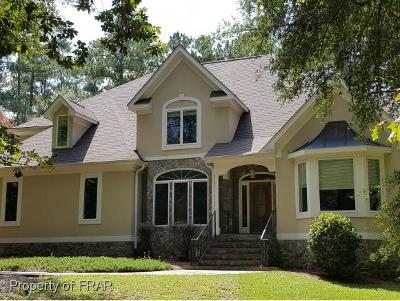 Raeford NC Single Family Home For Sale: $320,000