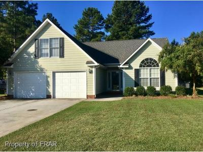 Fayetteville NC Single Family Home For Sale: $173,000