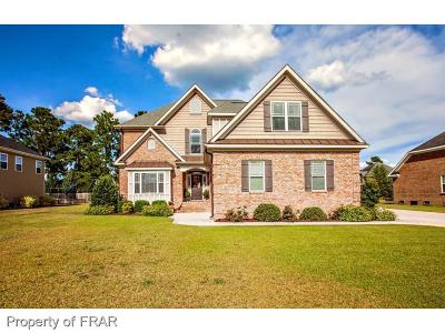 Fayetteville Single Family Home For Sale: 2926 Spring Moss