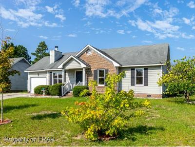 Fayetteville NC Single Family Home For Sale: $83,000