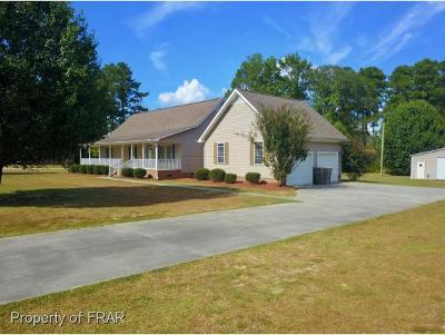 Robeson County Single Family Home For Sale: 1401 Redden Street