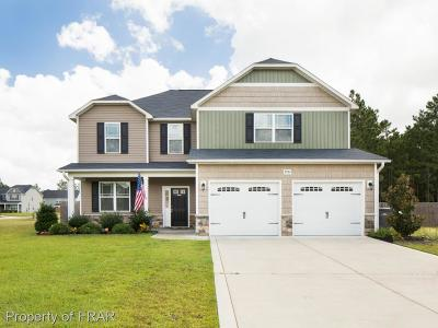 Hope Mills NC Single Family Home For Sale: $249,500