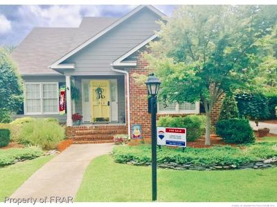 Fayetteville NC Single Family Home For Sale: $235,000
