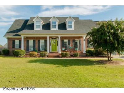Fayetteville NC Single Family Home For Sale: $285,000