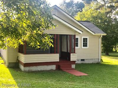 Sampson County Single Family Home For Sale: 516 O W Lane #18