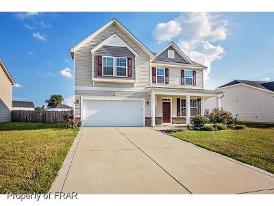 Fayetteville NC Single Family Home For Sale: $214,900