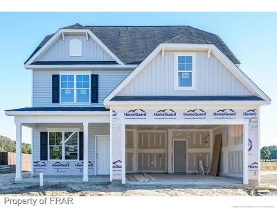 Fayetteville NC Single Family Home For Sale: $242,679