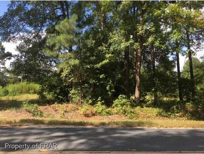 Parkton Residential Lots & Land For Sale: 2854 Carolina Church Road