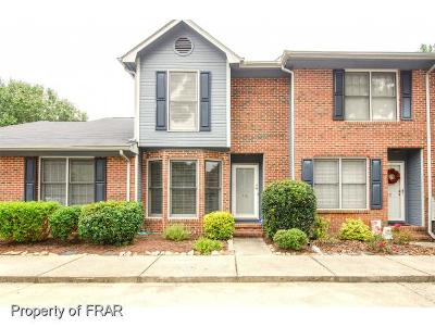 Fayetteville NC Single Family Home For Sale: $114,900