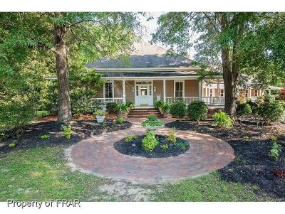 Eastover NC Single Family Home For Sale: $900,000