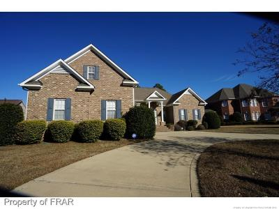 Fayetteville Single Family Home For Sale: 2912 Westshore Court #38