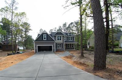 Carolina Lakes Single Family Home For Sale: 100 Crown Pt