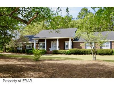 Fayetteville NC Single Family Home For Sale: $349,000