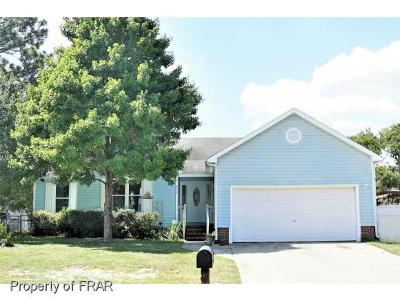 Fayetteville NC Single Family Home For Sale: $128,500