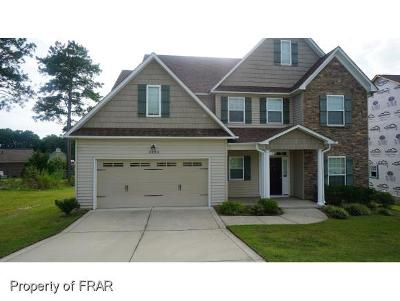 Fayetteville NC Single Family Home For Sale: $231,000