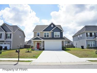 Hope Mills Single Family Home For Sale: 312 Derby Lane #62