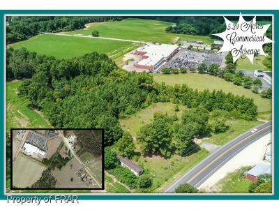 Residential Lots & Land For Sale: 808 Us 401 S