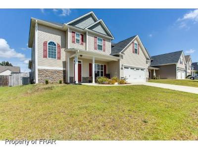 Fayetteville NC Single Family Home For Sale: $221,900