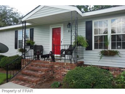 Robeson County Single Family Home For Sale: 1809 Lambeth Street