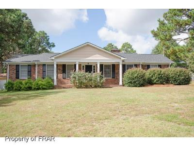 Fayetteville Single Family Home For Sale: 2628 Sydney Drive