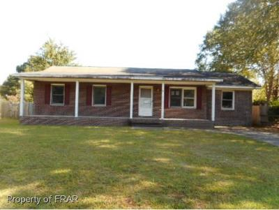 Fayetteville Single Family Home For Sale: 815 Chevy Chase St