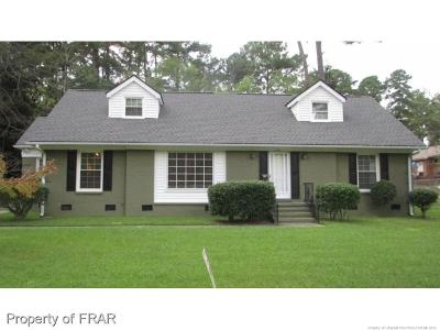 Fayetteville Single Family Home For Sale: 2529 N. Edgewater Dr #184