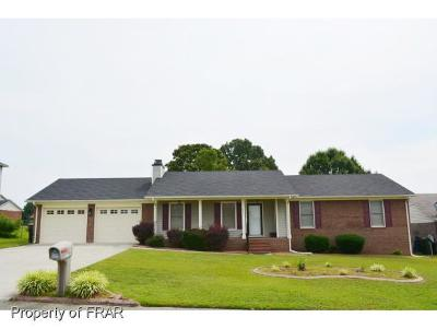 Fayetteville NC Single Family Home For Sale: $134,000