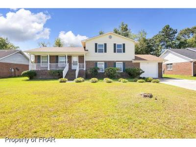 Fayetteville Single Family Home For Sale: 7726 South Shield