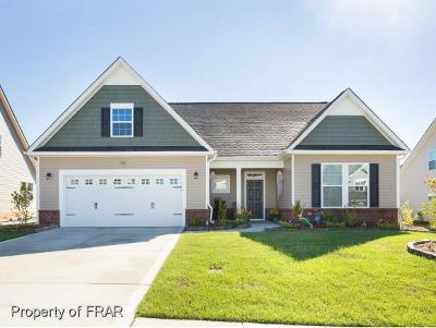 Raeford NC Single Family Home For Sale: $269,900