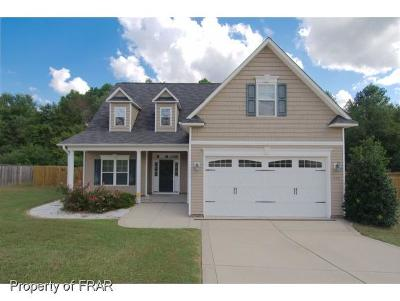 Raeford NC Single Family Home For Sale: $220,000